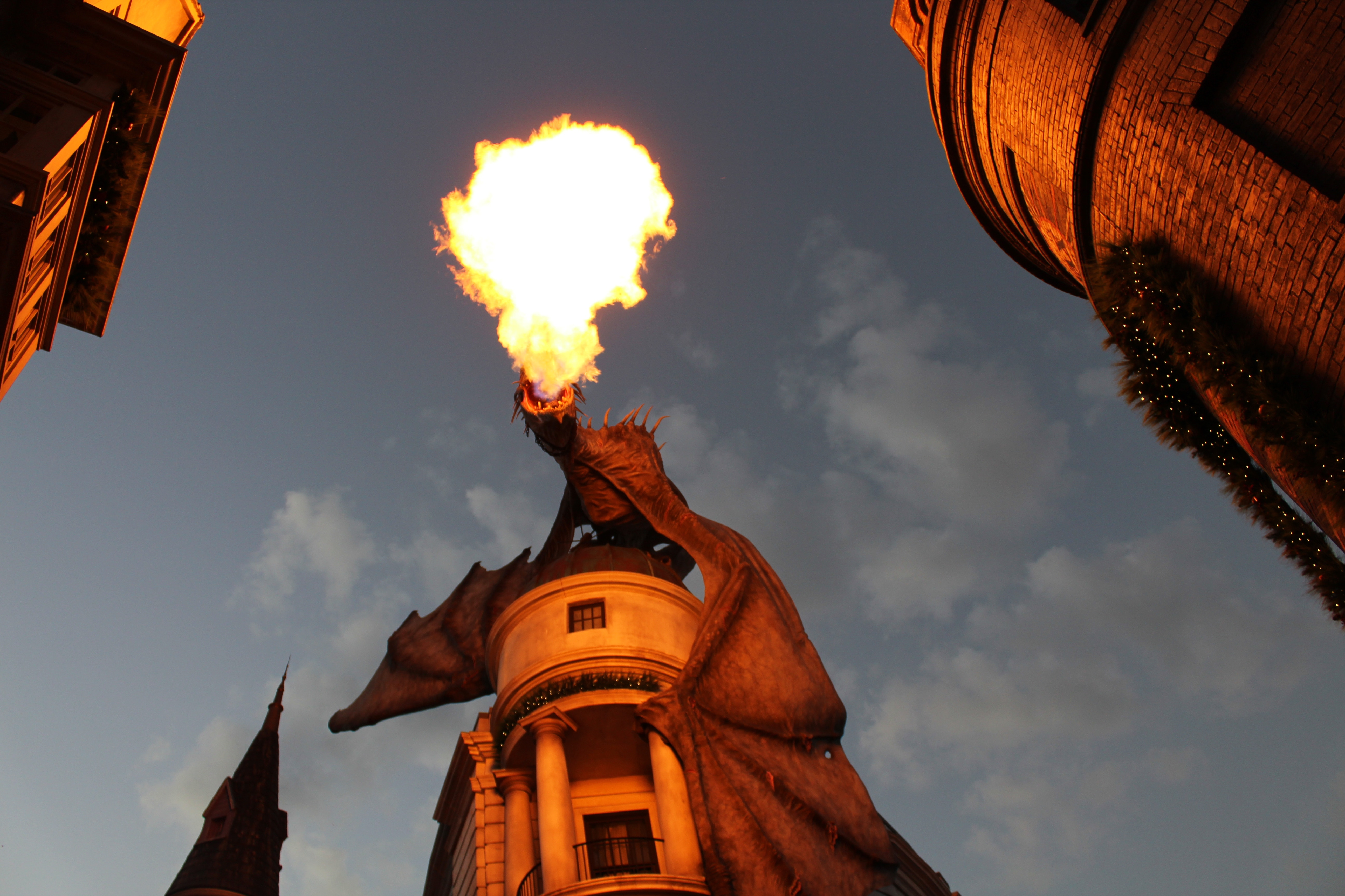 Wizarding World of Magic Dragon