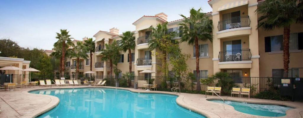 Discount getaways Las Vegas Club de Soleil Vacation Club