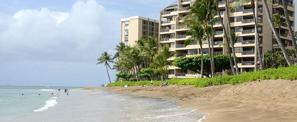 Discount getaways Maui Sands of Kahana Resort
