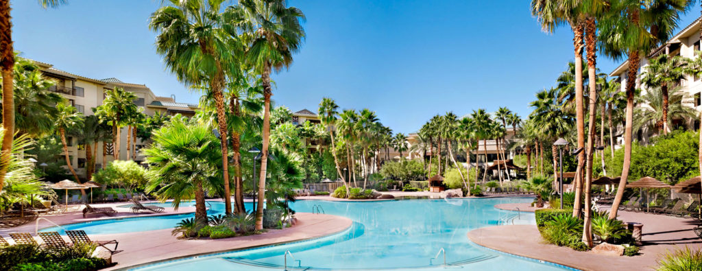 Discount getaways Las Vegas Tahiti Village Resort & Spa