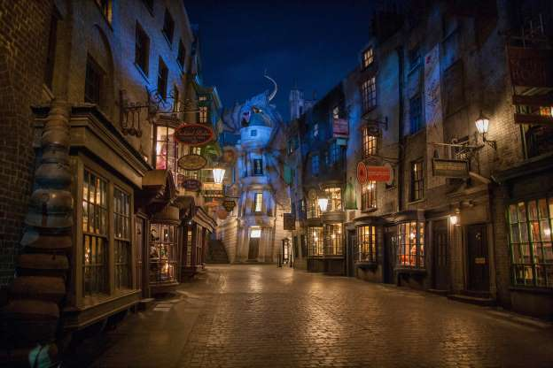 Universal Orlando attractions Harry Potter