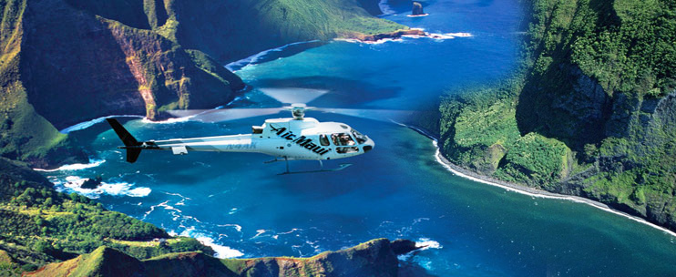 Maui things to do helicopter tours