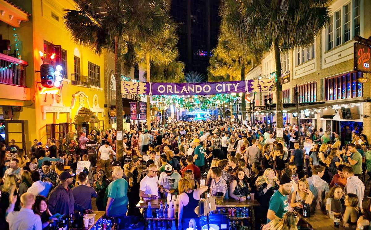 Orlando's 75 million visitors made it America's most visited city in 2018