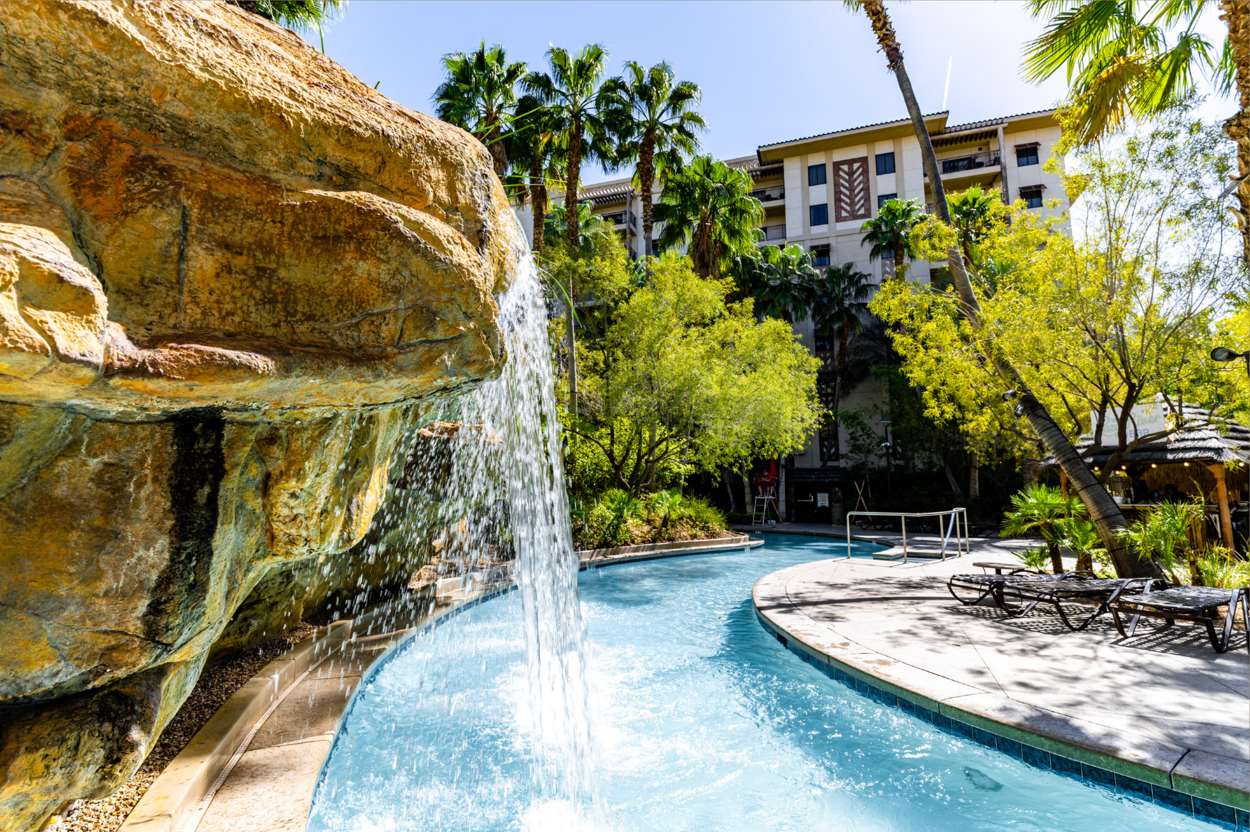 Tahiti Village Las Vegas lazy river discount vacation